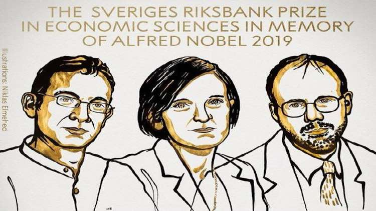 Nobel prize for economics 2019
