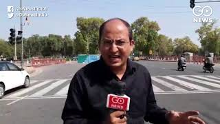 Delhi Lockdown: Ground Report From India Gate