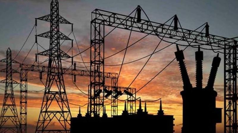Per capita electricity consumption growth rate at