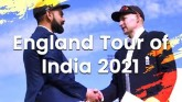England Tour Of India 2021 | Cricket Schedule