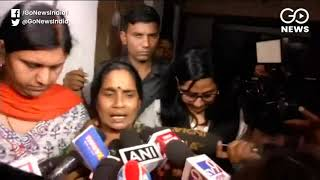 Nirbhaya Case: Asha Devi Reacts After Convicts Han