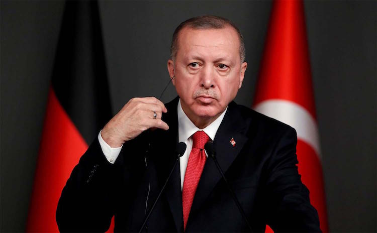 Turkey Discovers Historic Natural Gas Reserve In B