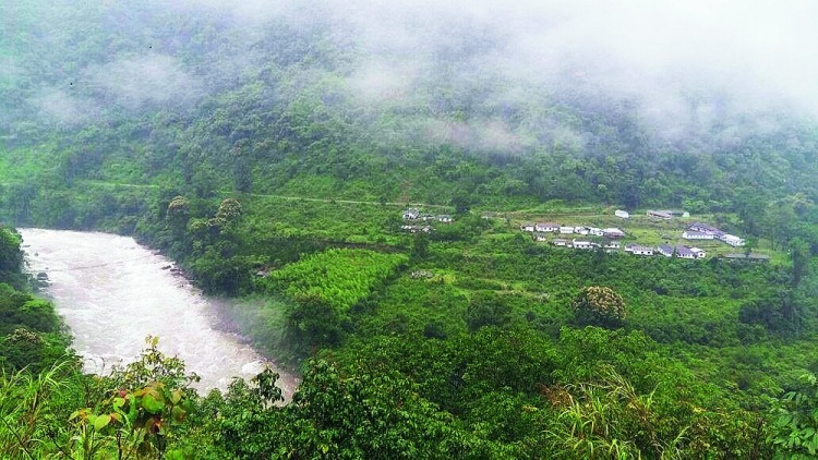Arunachal Pradesh's Hydro-Electric Project Poses A