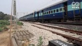 Rail Travel Restored But Empty Coaches Seen In Tra