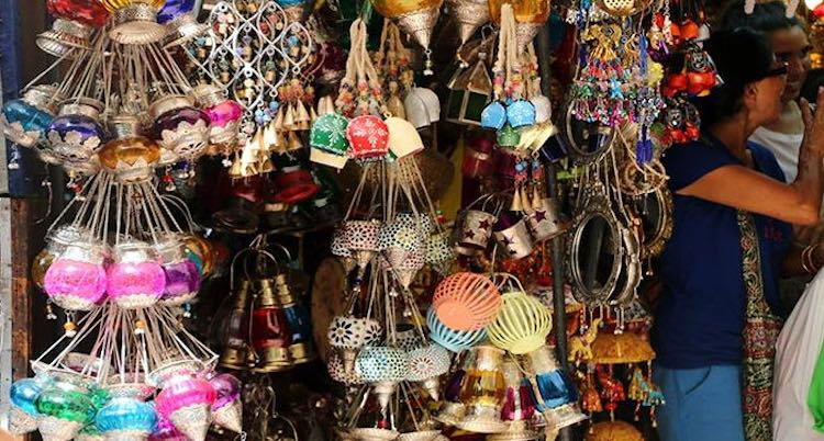 Delhi's Khan Market is among the 20 most expensive
