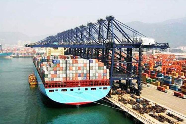 The economy collapsed, with exports shrinking to 3
