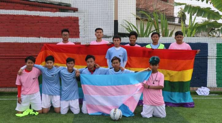 Meet India's First Transgender Football Team