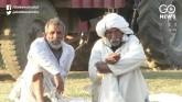 'Delhi Chalo' March: Exclusive Visuals Of Farmers