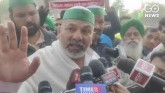 'No Ghar Wapsi Till Law Wapsi': Farmer Leader Rake