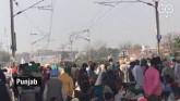 'Rail Roko': Protesting Farmers Block Railway Trac