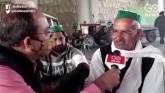 Farmers At Ghazipur Border Want Govt Invite Leader