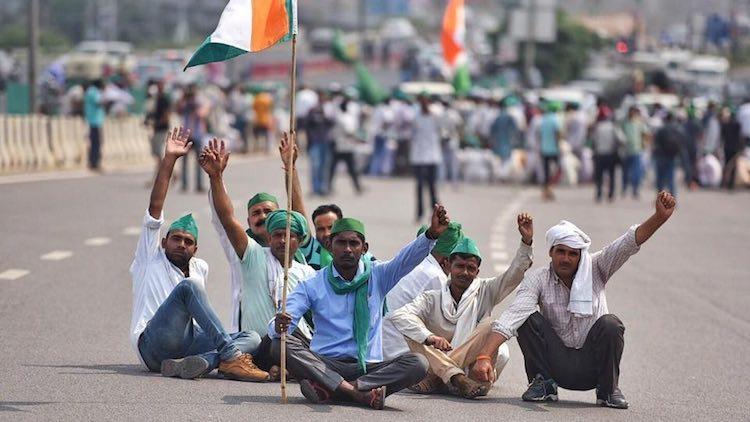 UP farmers demand