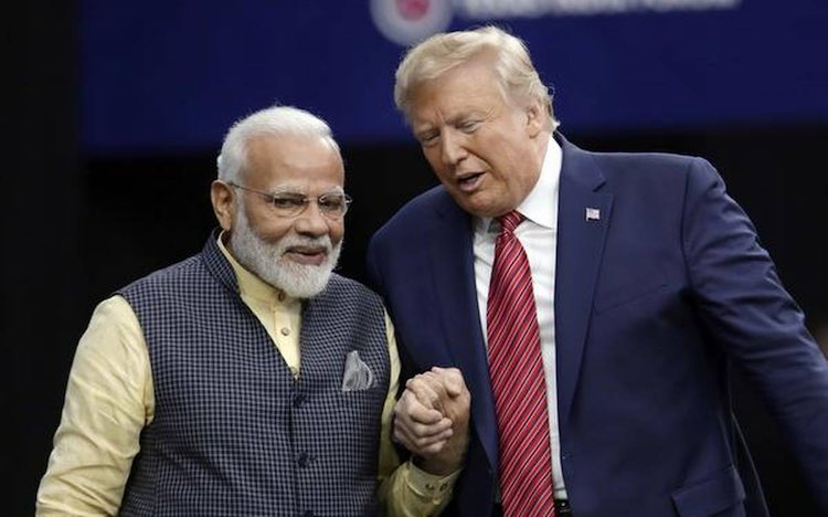 Yamuna cleaning to welcome Trump, can take stock