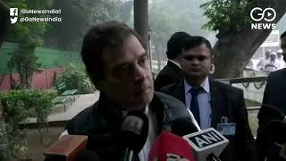 JUST IN: Watch Rahul Gandhi's Jibe At CAA-NRC