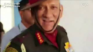 General Bipin Rawat Is India's First Chief Of Defe
