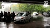 Rain Lashes Parts Of Delhi-NCR, More Rainfall Pred