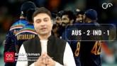 India vs Australia ODI Series Recap