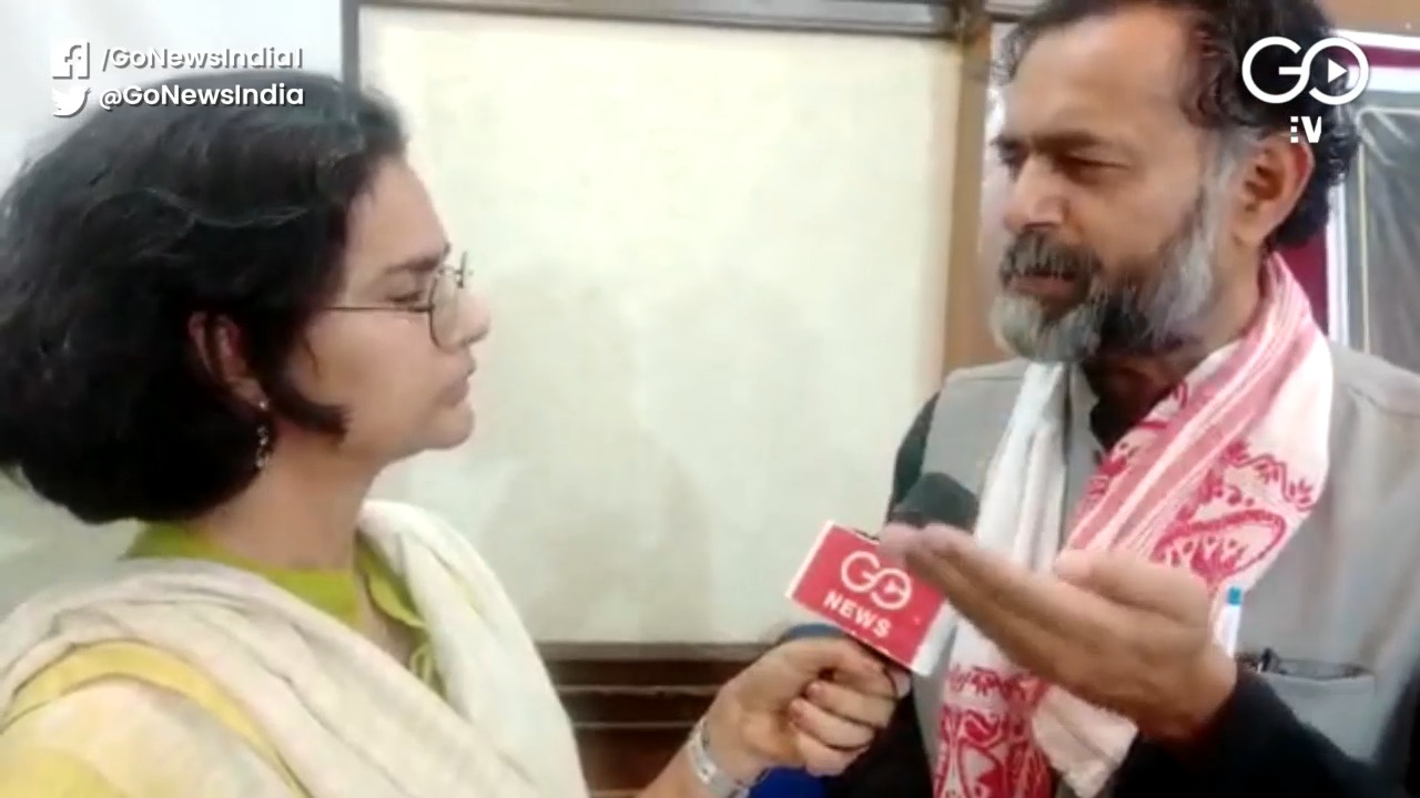 Yogendra Yadav Demands Shah's Assurance On NPR In