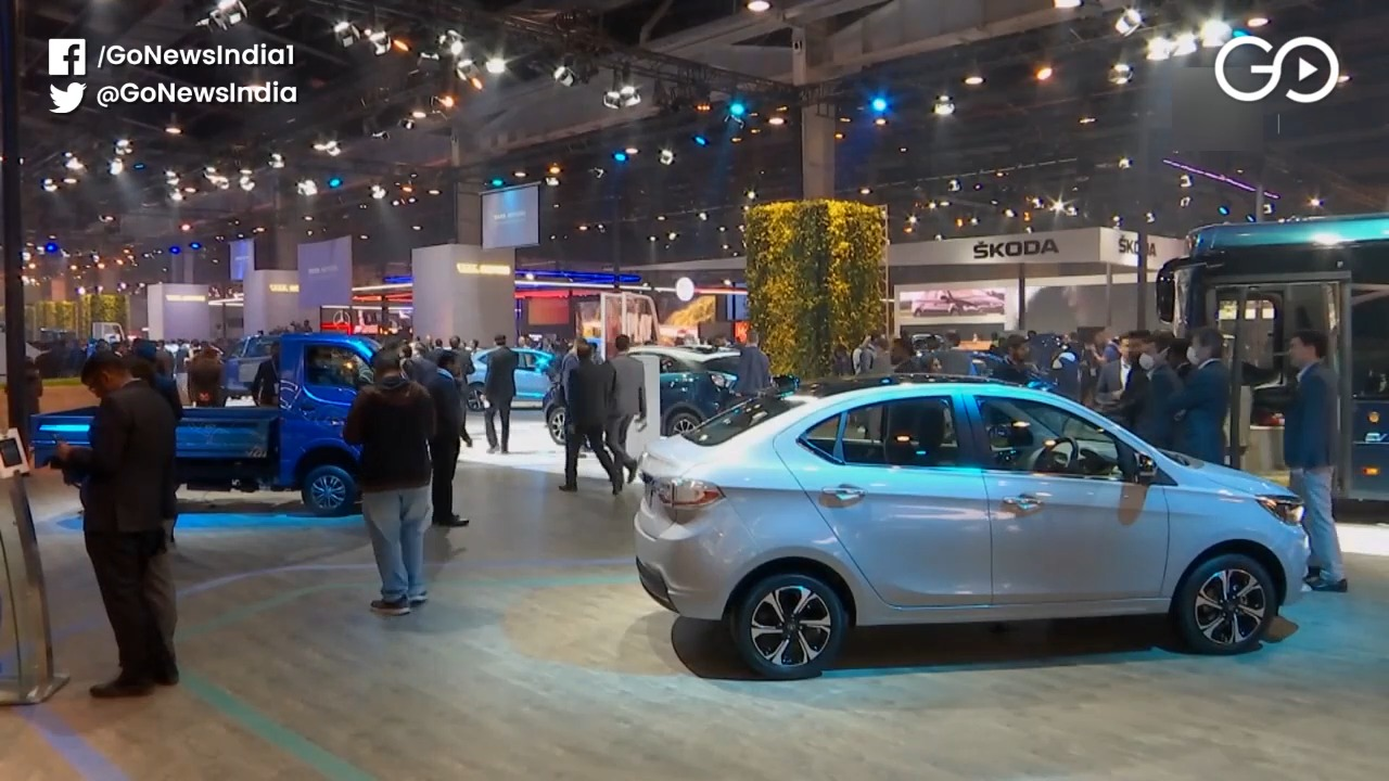 Auto Expo 2020: 80 New Cars Launched Amidst The Sl