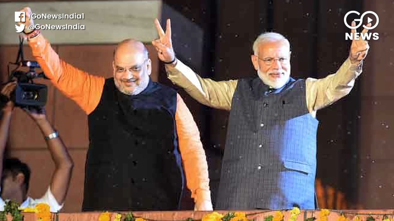 BJP To Complete First Year Of Second Term In Offic
