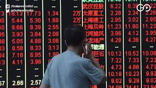 China's Stock Market Back On Track As Major Econom