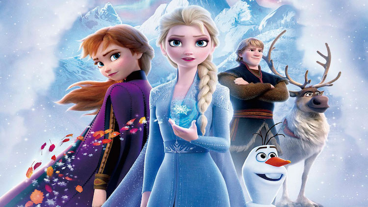 'Frozen 2' Set To Smash 'The Lion King's Record