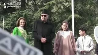 Farooq Abdullah: Freedom Will Be Complete When All