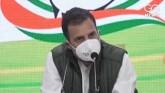 'Why Modi Govt Had To Seal Delhi Borders...?' Rahu