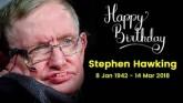 Stephen Hawking Birthday: Tribute To The Man Who P