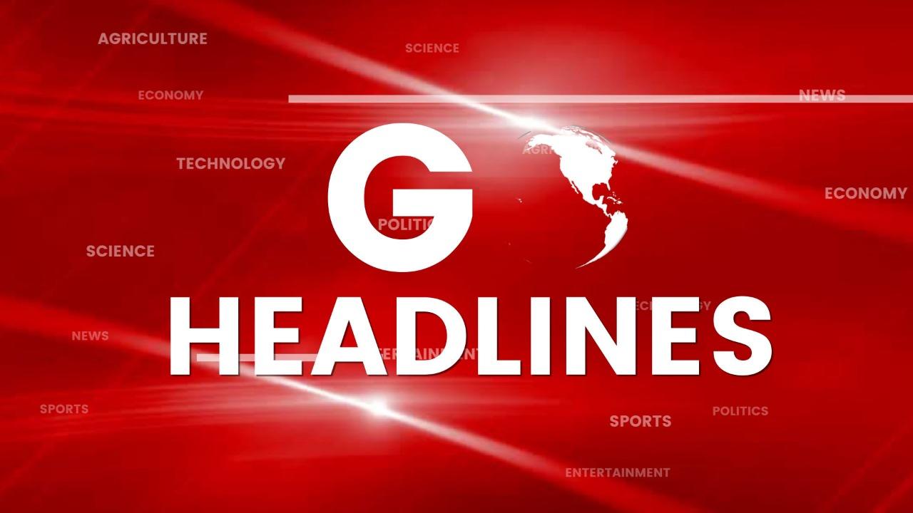 Go Headlines Top News Of The Hour In 90 Seconds