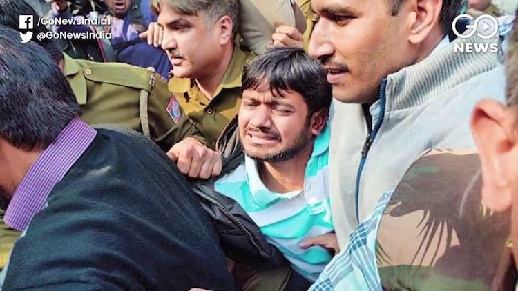 JNU Students Maligned As 'Tukde Tukde' Gang, Despi