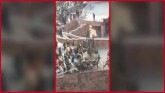 Red Fort Violence: In Shocking Video, Police Jump