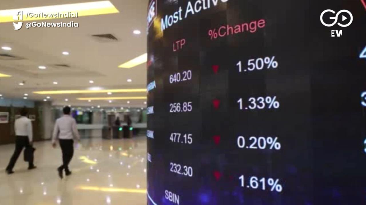 Amid Global Meltdown, Indian Stock Markets Show Po