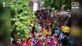 MP: COVID-19 Norms Flouted In BJP's Kalash Yat
