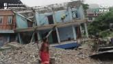 Panic Mounts As Earthquake Tremors Continue To Jol