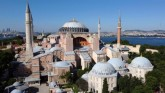 Turkey Turns Iconic Museum Hagia Sophia Into Mosqu
