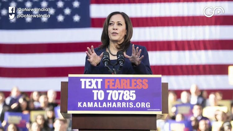 Kamala Harris Opts Out Of 2020 US Presidential Rac