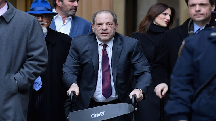 US Court Convicts Harvey Weinstein Of Rape And Sex