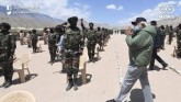 PM Makes Surprise Visit To Forward Post In Ladakh