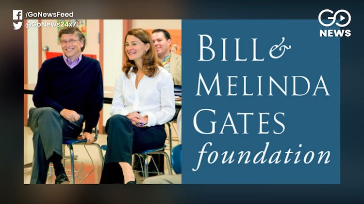 Protest In America Over Gates Foundation A