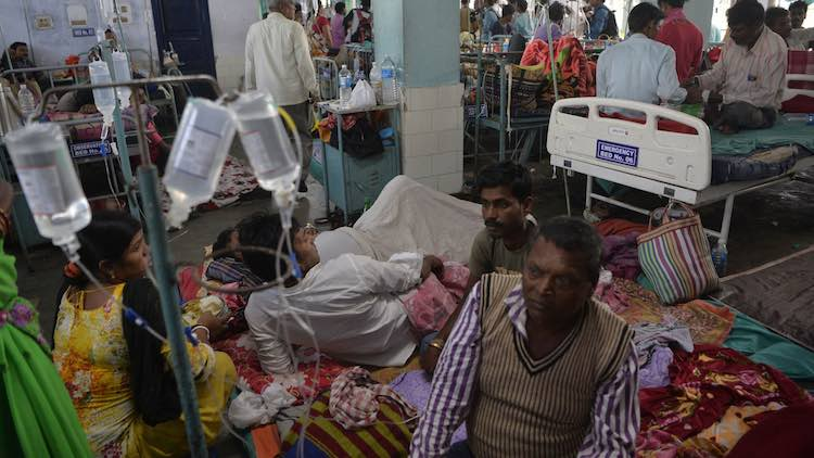 India's Fragile Healthcare System May Lead To Long