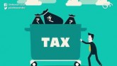 Gross Tax Collection Drops By 31% In First Quarter