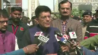 Goyal Says His Statement On Amazon Was Misconstrue