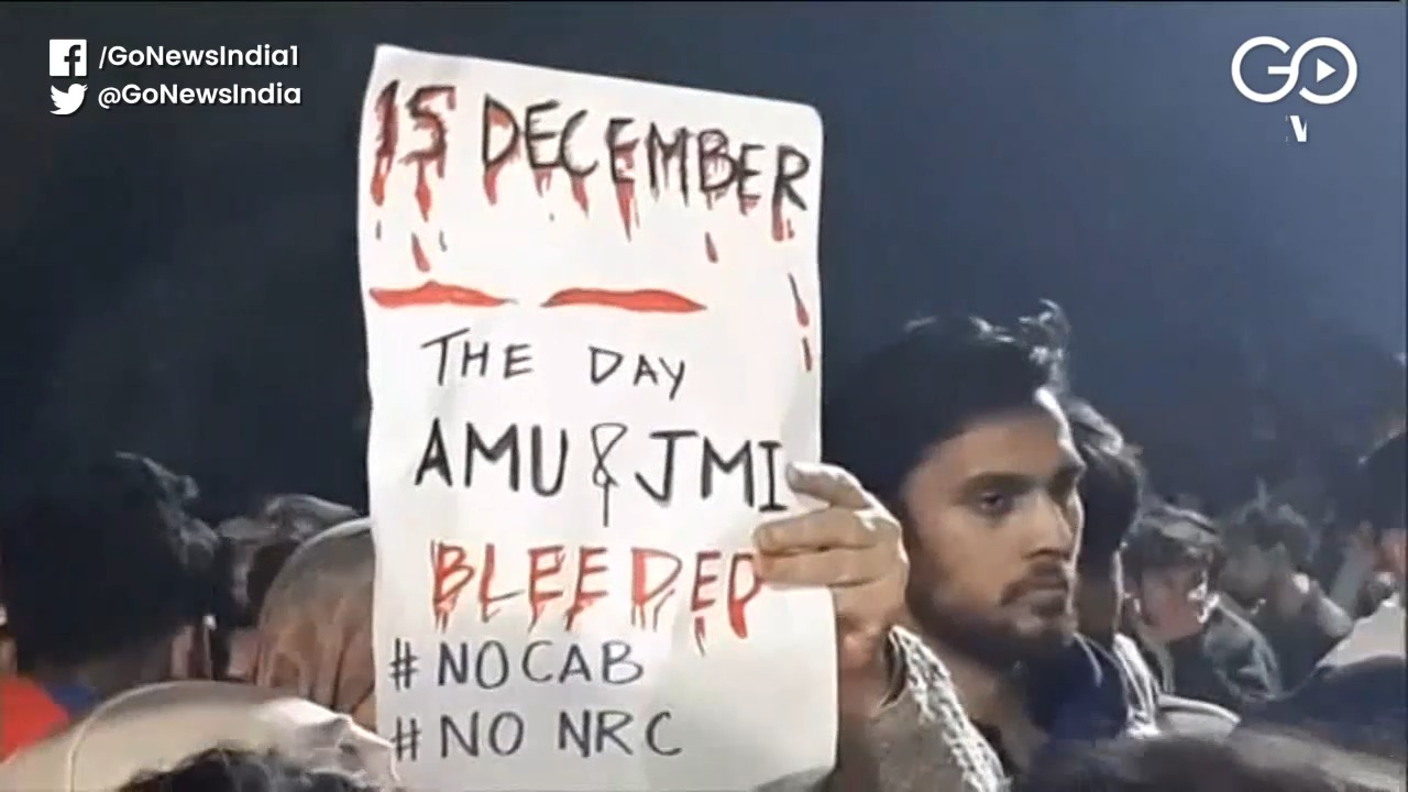 AMU Protest: Hostels Vacated, Students Refuse To B