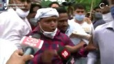 Youth Congress Members Detained in Delhi During Pr