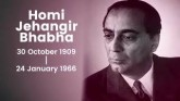 Homi J Bhabha Death Anniversary: Remembering The F