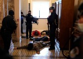 US Capitol Seize: Violence And Chaos As Trump Supp