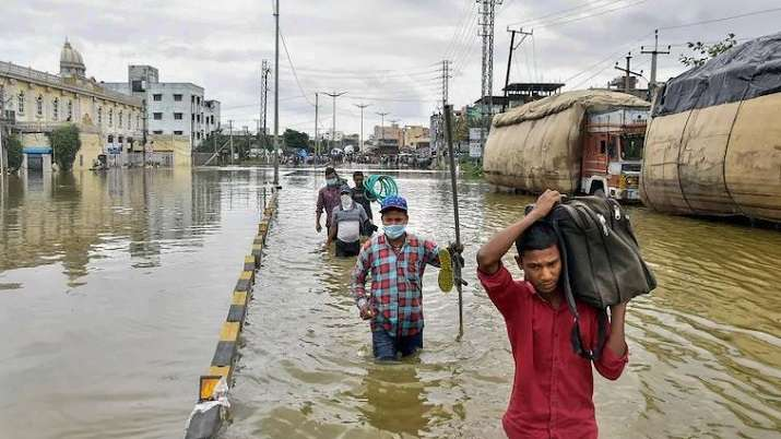 Heavy Rain, Floods Claim 70 Lives In Telangana; 15