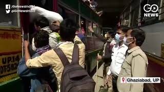 'Private, Govt Buses Mobilised To Transport Intern