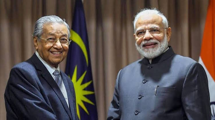 Malaysian PM Pays Price For Speaking Out On India
